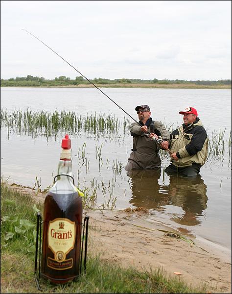 город неман рыбалка