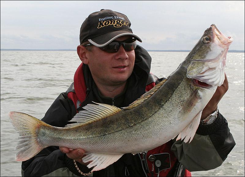 ловля рыбы в калининградской области видео