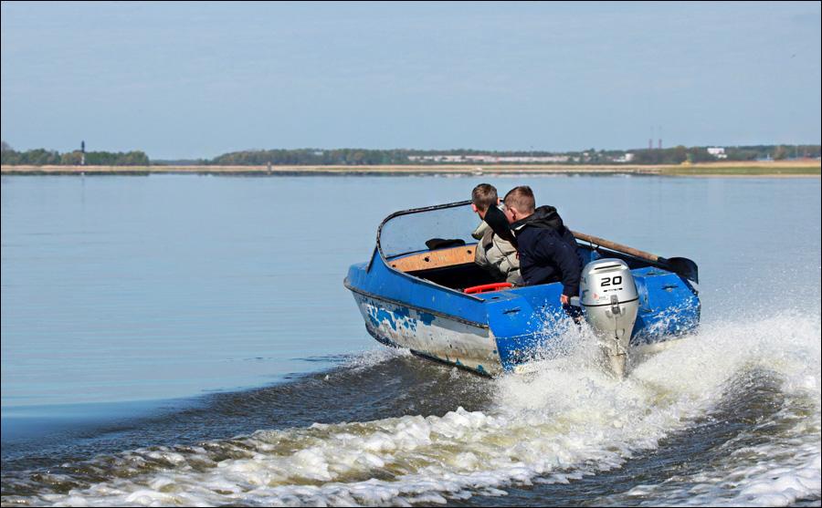 Запрет весельных лодок на ОВХ
