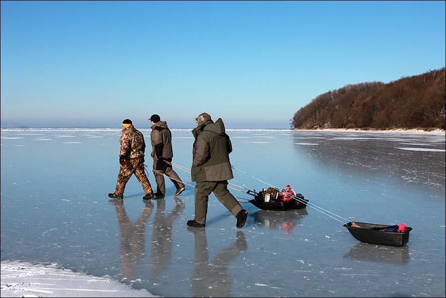 рыбная ловля в калининградской области