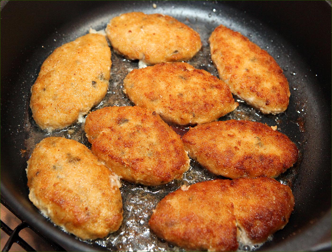 Котлеты из рыбы речной рецепт пошагово